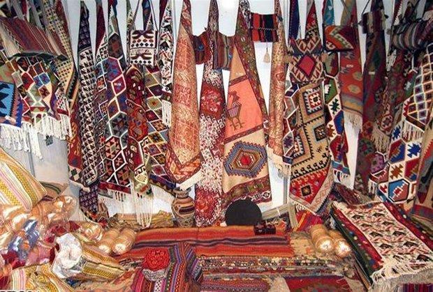 نمایشگاه صنایع دستیعیدانه برگزار می گردد