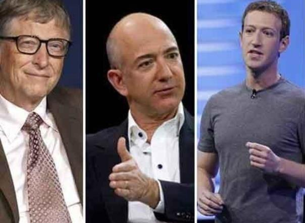 ضرر 50میلیارد دلاری کرونا به ثروتمندان دنیای فناوری