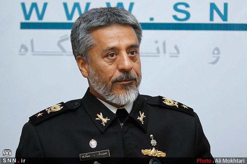 امیر دریادار سیاری: مورد مثبت کرونا در ارتش نداریم ، شرایط پادگان ها بهتر از بیرون است