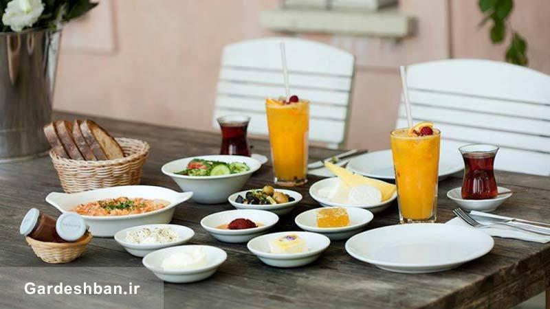 6 کافه صبحانه استانبول برای افرادی که عاشق صبحانه ترکی هستند