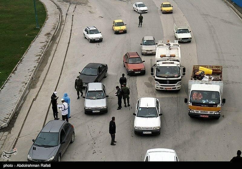 حمله به مأموران پلیس حین جلوگیری از تردد یک خودرو غیربومی ، 5 نفر بازداشت شدند
