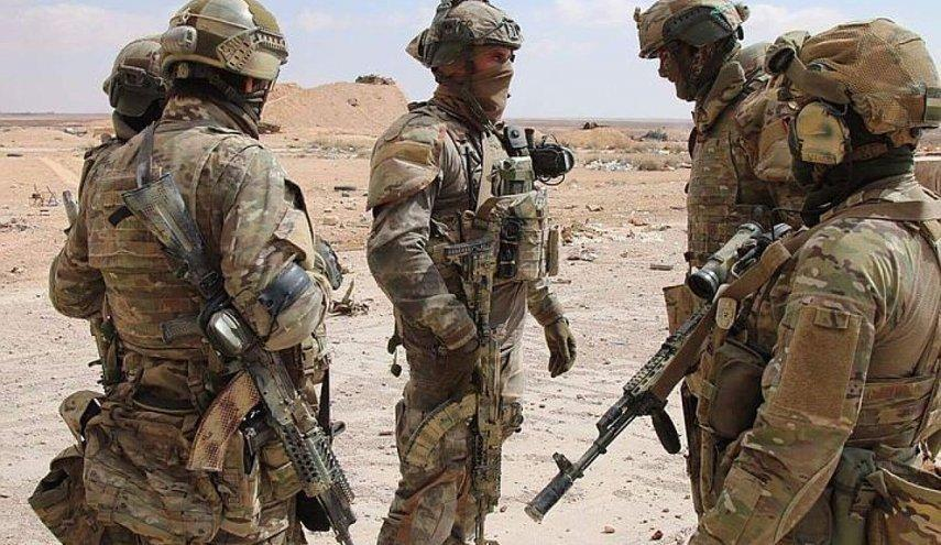 نیروهای آمریکایی در عراق بالون های شناسایی الرمادی را زمین نشاندند